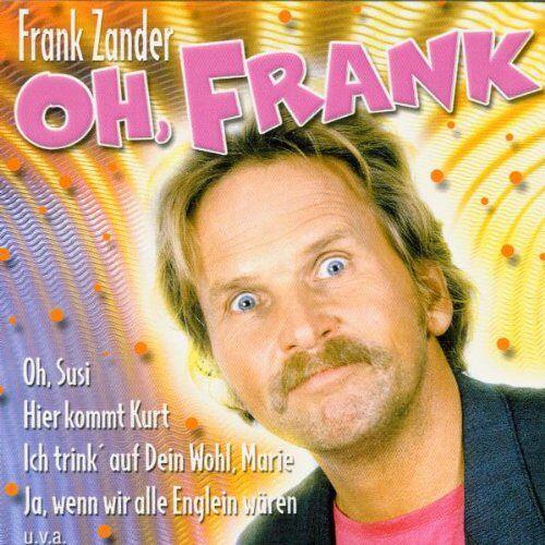 Frank Zander - Oh,Frank - Preis vom 06.04.2020 04:59:29 h