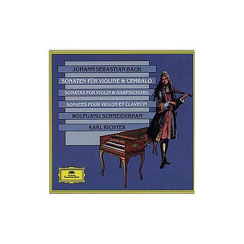 Schneiderhan - Sonaten für Violine & Cembalo - BWV 1014-19 - Preis vom 07.03.2021 06:00:26 h