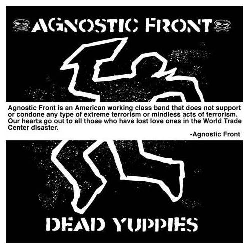 Agnostic Front - Dead Yuppie - Preis vom 18.10.2020 04:52:00 h