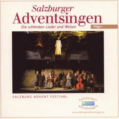 Salzburger S?Nger - Salzburger Adventsingen 1 - Preis vom 06.09.2020 04:54:28 h