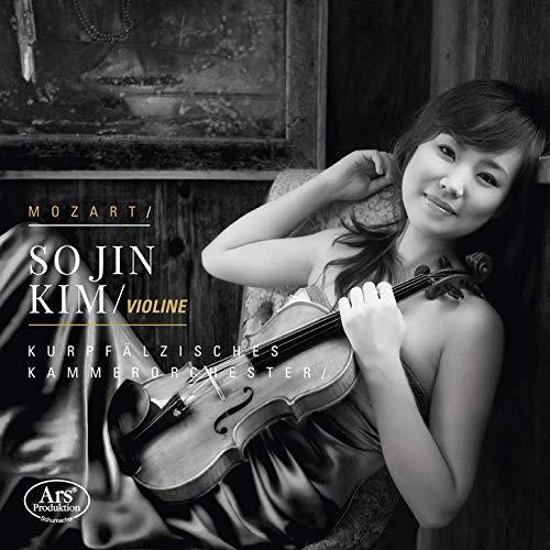 Kim So-jin - Mozart: Violinkonzerte KV 216 & KV 219 - Preis vom 28.02.2021 06:03:40 h