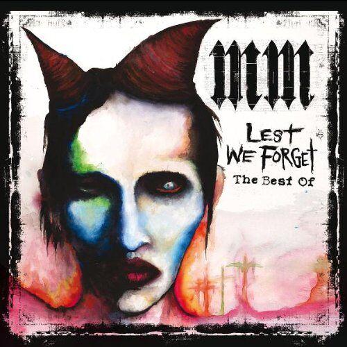 Marilyn Manson - MARILYN MANSON / LEST WE FORGE - Preis vom 14.07.2019 05:53:31 h
