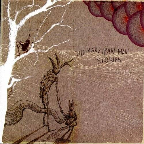 Marzipan Man - The Marzipan Man Stories - Preis vom 15.01.2021 06:07:28 h