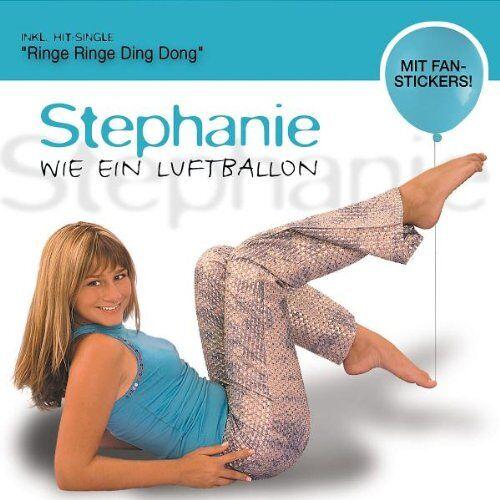 Stephanie - Wie Ein Luftballon - Preis vom 31.03.2020 04:56:10 h