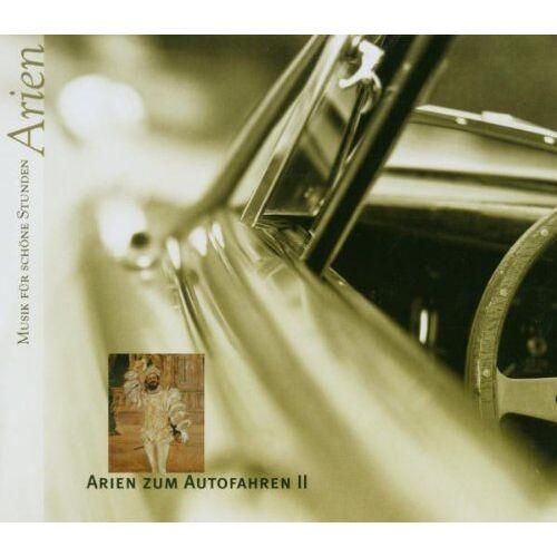 Various - Arien Zum Autofahren 2 - Preis vom 24.02.2021 06:00:20 h