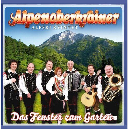 ALPENOBERKRAINER - Das Fenster zum Garten - Preis vom 06.03.2021 05:55:44 h