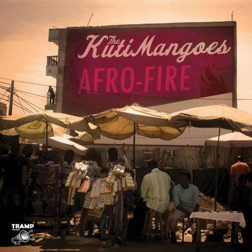 the Kutimangoes - Afro-Fire - Preis vom 11.05.2021 04:49:30 h