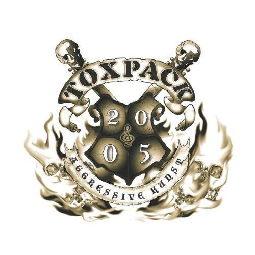 Toxpack - Aggressive Kunst - Preis vom 20.10.2020 04:55:35 h