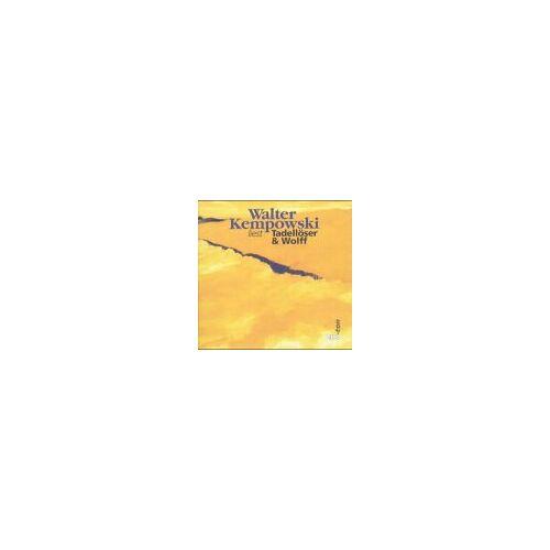 Walter Kempowski - Tadellöser und Wolff. 13 CDs - Preis vom 23.10.2020 04:53:05 h