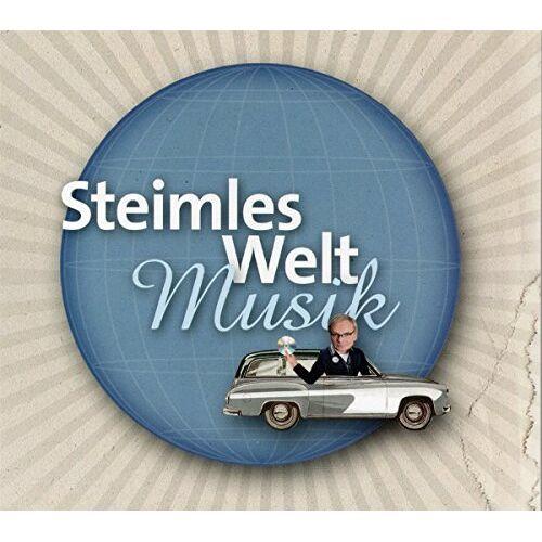 Uwe Steimle - Steimles Weltmusik - Preis vom 12.04.2021 04:50:28 h