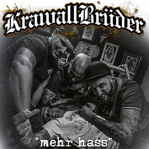 Krawallbrüder - Mehr Hass - Preis vom 06.09.2020 04:54:28 h