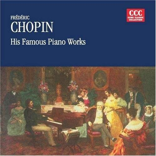 F. Chopin - Famous Piano Works - Preis vom 23.01.2021 06:00:26 h