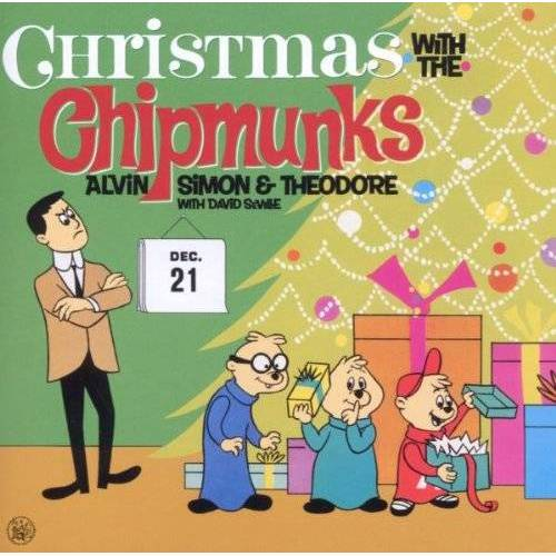 The Chipmunks - Merry Christmas from the Chipm - Preis vom 30.11.2020 05:48:34 h