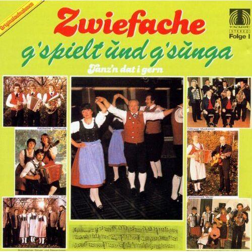 Various - Zwiefache G'spielt Und G'sunga - Preis vom 24.02.2021 06:00:20 h