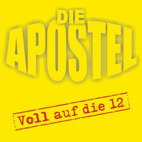 die Apostel - Voll auf die 12 - Preis vom 11.05.2021 04:49:30 h