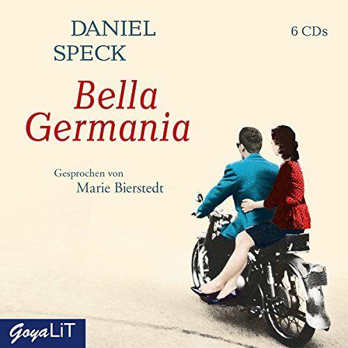 Marie Bierstedt - Bella Germania - Preis vom 20.04.2021 04:49:58 h