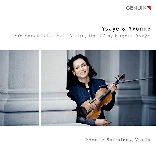 Yvonne Smeulers (Violine) - Ysaye & Yvonne - Preis vom 26.01.2020 05:58:29 h