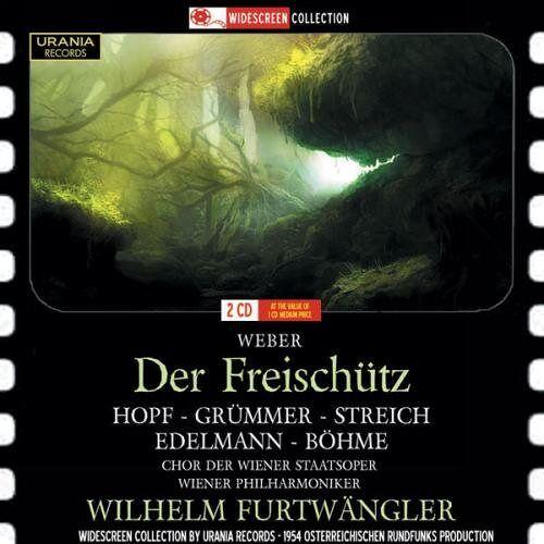 Otto Edelmann - Weber: Der Freischütz - Preis vom 23.02.2021 06:05:19 h