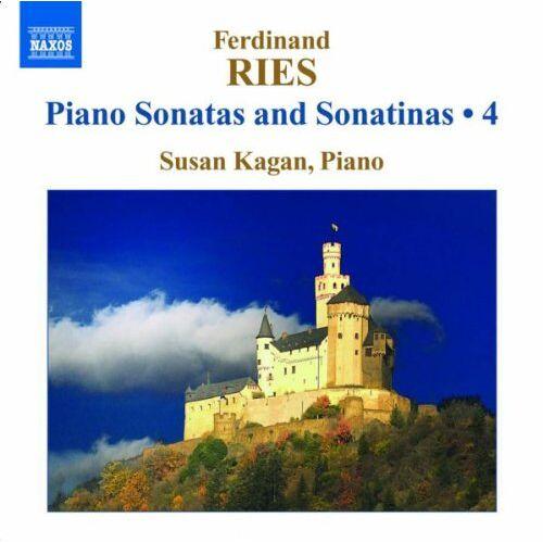 Susan Kagan - Klaviersonaten und Sonatinen Vol.4 - Preis vom 24.02.2021 06:00:20 h