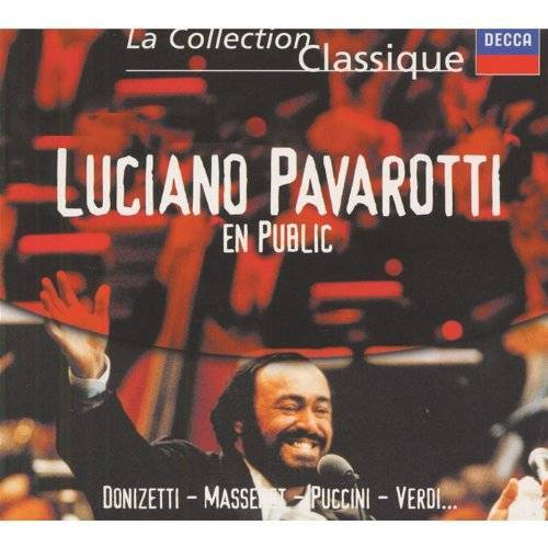 Pavarotti - Pavarotti Live in Verone - Preis vom 19.01.2021 06:03:31 h