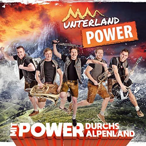 Unterland Power - Mit Power durchs Alpenland - Preis vom 22.09.2020 04:46:18 h