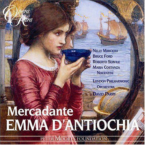 Parry - Mercadante: Emma d'Antiochia [Gesamtaufnahme] - Preis vom 18.04.2021 04:52:10 h