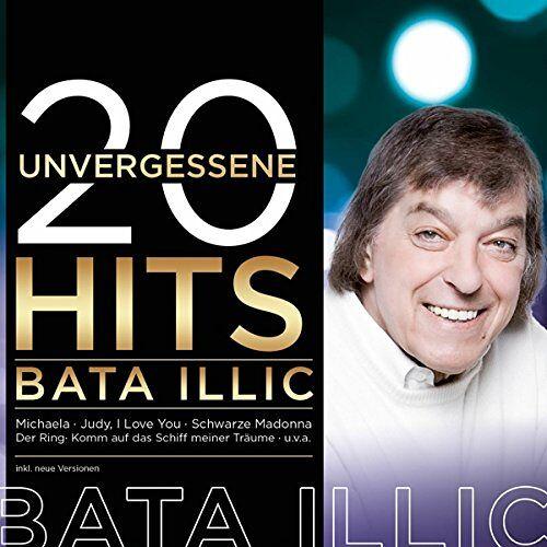 Bata Illic - 20 Unvergessene Hits - Preis vom 24.02.2021 06:00:20 h