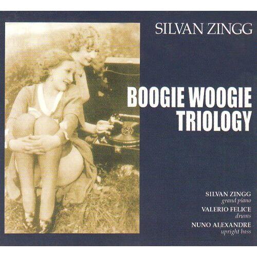 Silvan Trio Zingg - Boogie Woogie Triology - Preis vom 22.10.2020 04:52:23 h
