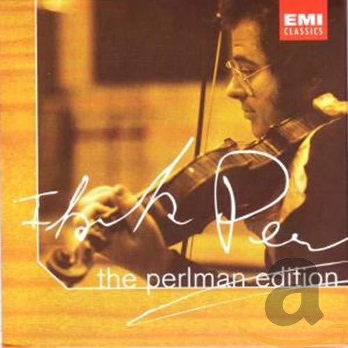Itzhak Perlman - The Itzhak Perlman Edition - Preis vom 18.01.2021 06:04:29 h