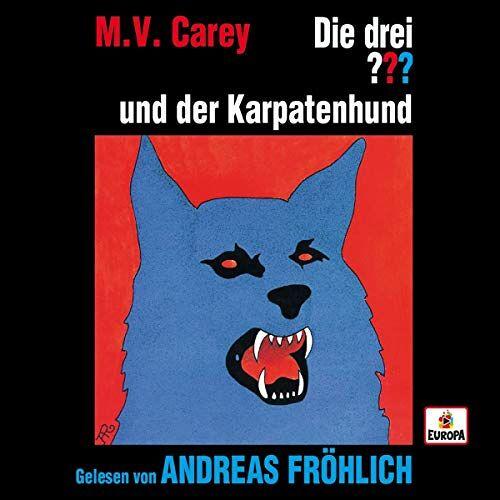 Die Drei ??? x Andreas Fröhlich - Andreas Fröhlich liest...und der Karpatenhund - Preis vom 20.10.2020 04:55:35 h