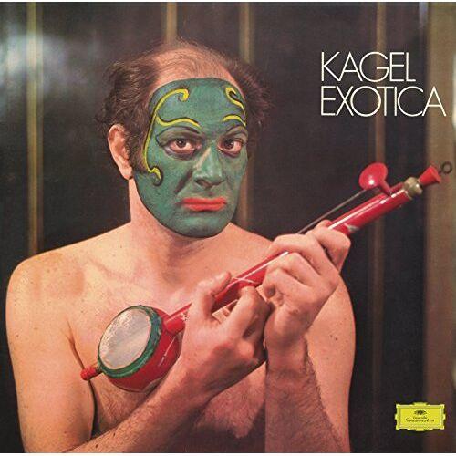 Kagel - Exotica/Tactil Fr Drei - Preis vom 29.11.2020 05:58:26 h