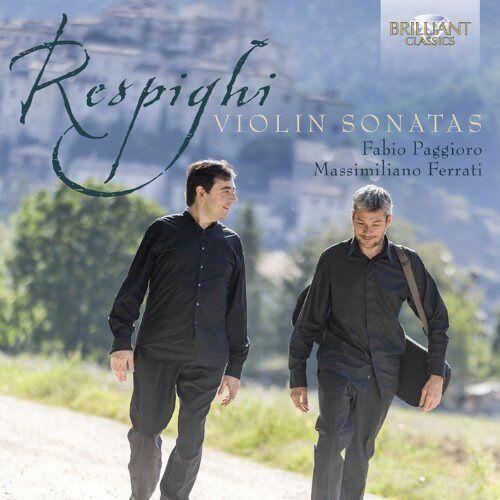 Massimiliano Ferrati - Violin Sonatas - Preis vom 16.05.2021 04:43:40 h