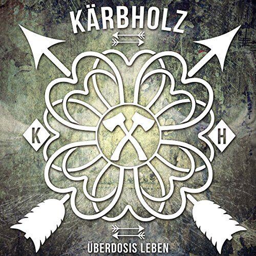 Kärbholz - Überdosis Leben (Ltd.Pink Vinyl+Mp3) [Vinyl LP] - Preis vom 12.05.2021 04:50:50 h