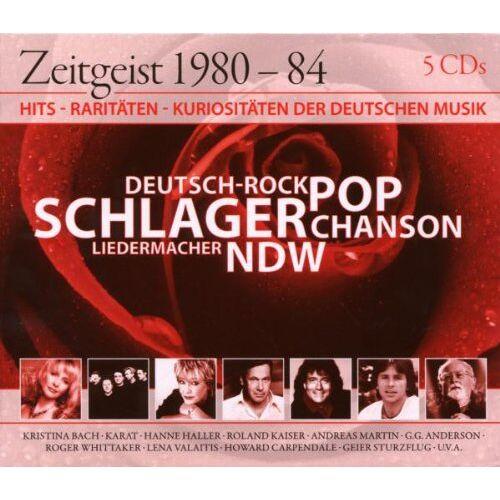 Various - Zeitgeist 80-84 - Preis vom 20.10.2020 04:55:35 h