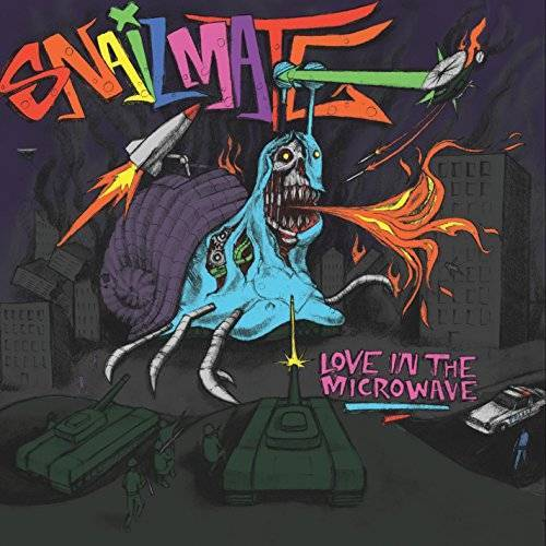Snailmate - Love In The Microwave - Preis vom 11.05.2021 04:49:30 h