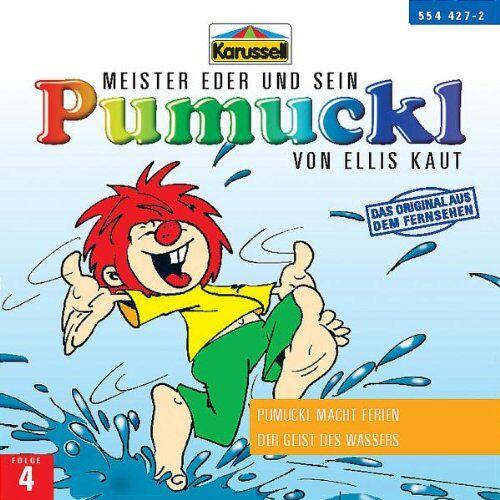 Pumuckl - Pumuckl 4. Pumuckl macht Ferien / Der Geist des Wassers - Preis vom 16.04.2021 04:54:32 h