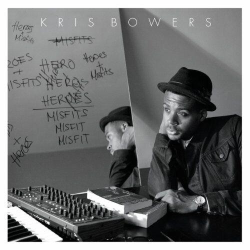 Kris Bowers - Heroes + Misfits - Preis vom 20.07.2019 06:10:52 h