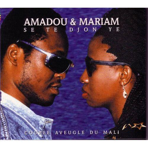 Amadou - Se Te Djon Ye - Preis vom 18.04.2021 04:52:10 h
