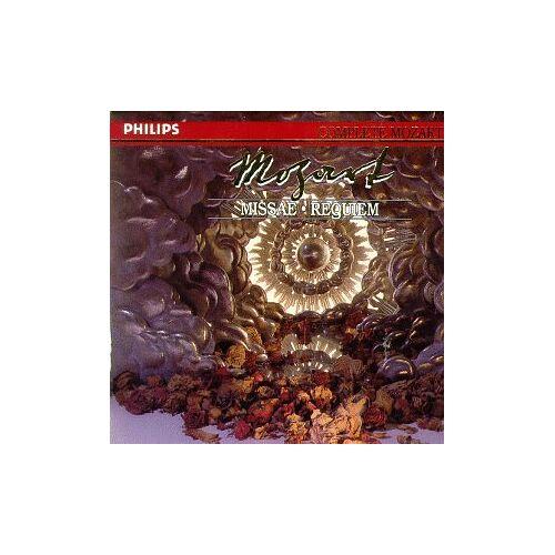W.a. Mozart - Messen/Requiem - Preis vom 14.04.2021 04:53:30 h