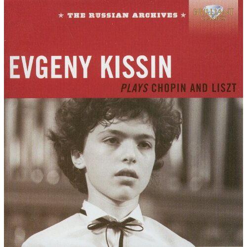 Evgeny Kissin - Evgeny Kissin spielt Chopin and Liszt - Preis vom 17.10.2020 04:55:46 h