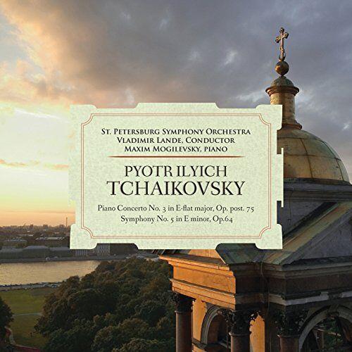 Lande - Tchaikovsky Piano Conceto No.3 - Preis vom 26.02.2021 06:01:53 h