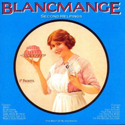 Blancmange - Second Helping - Preis vom 19.01.2021 06:03:31 h