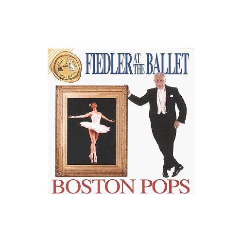 Fiedler/Boston Pops - Fiedler At The Ballet - Preis vom 09.07.2020 04:57:14 h