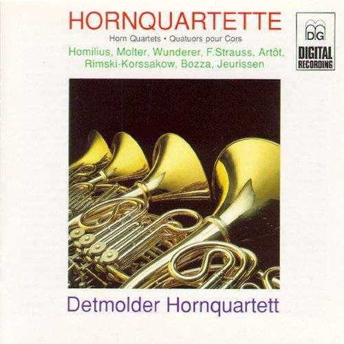 Detmolder Hornquartett - Hornquartette - Preis vom 11.04.2021 04:47:53 h