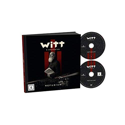 Joachim Witt - Refugium (Earbook CD+DVD) - Preis vom 27.02.2021 06:04:24 h