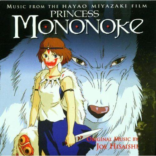 Joe Hisaishi - Prinzessin Mononoke - Princess Mononoke - Preis vom 12.05.2021 04:50:50 h