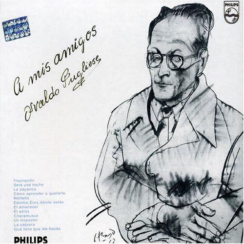 Osvaldo Pugliese - A Mis Amigos - Preis vom 20.10.2020 04:55:35 h
