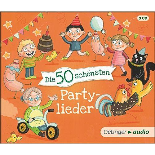Various - Die 50 Schönsten Partylieder - Preis vom 23.02.2021 06:05:19 h