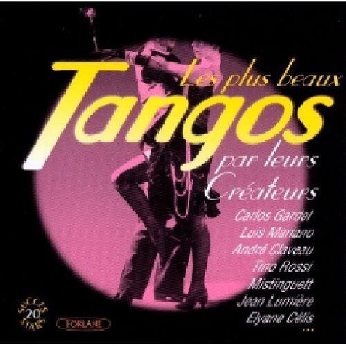 Tangos - Les Plus Beaux Tanges Chantes - Preis vom 17.10.2019 05:09:48 h