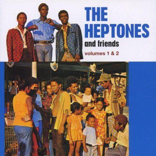 The Heptones (& Friends) - Vol. 1-2 - Preis vom 13.05.2021 04:51:36 h
